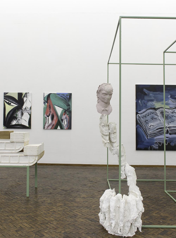 Janine van Oene / Overview Smudgen