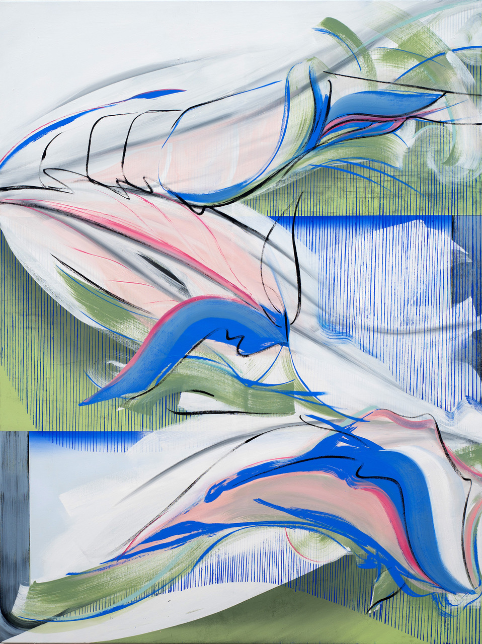 Janine van Oene / Frills