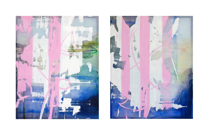 Janine van Oene / Tough Fluff / 2020 / 100 x 80 cm /  oil on canvas