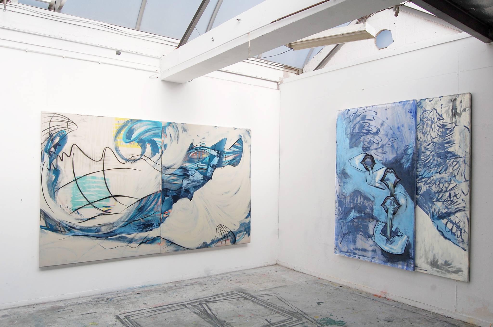 Janine van Oene / Royal Painting Prize