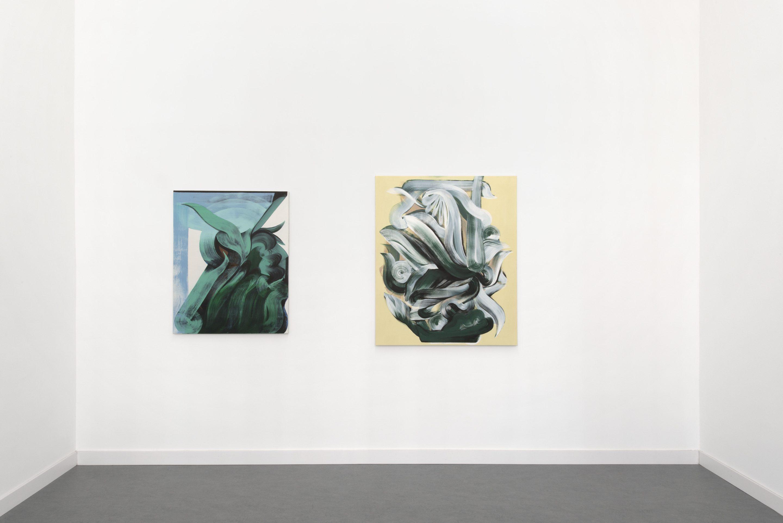 Janine van Oene / Vase Face / 2018