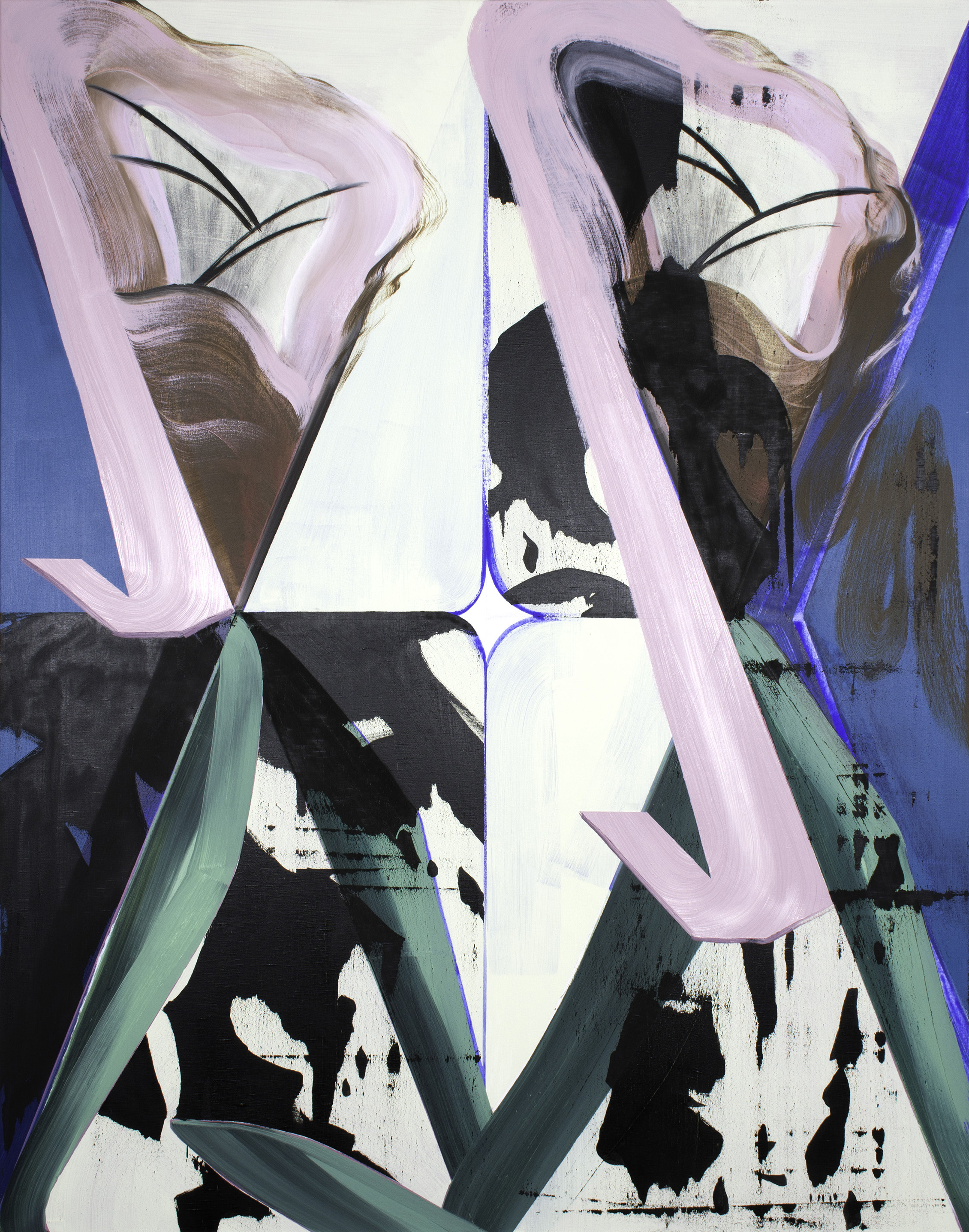 Janine van Oene / Pink Elbows