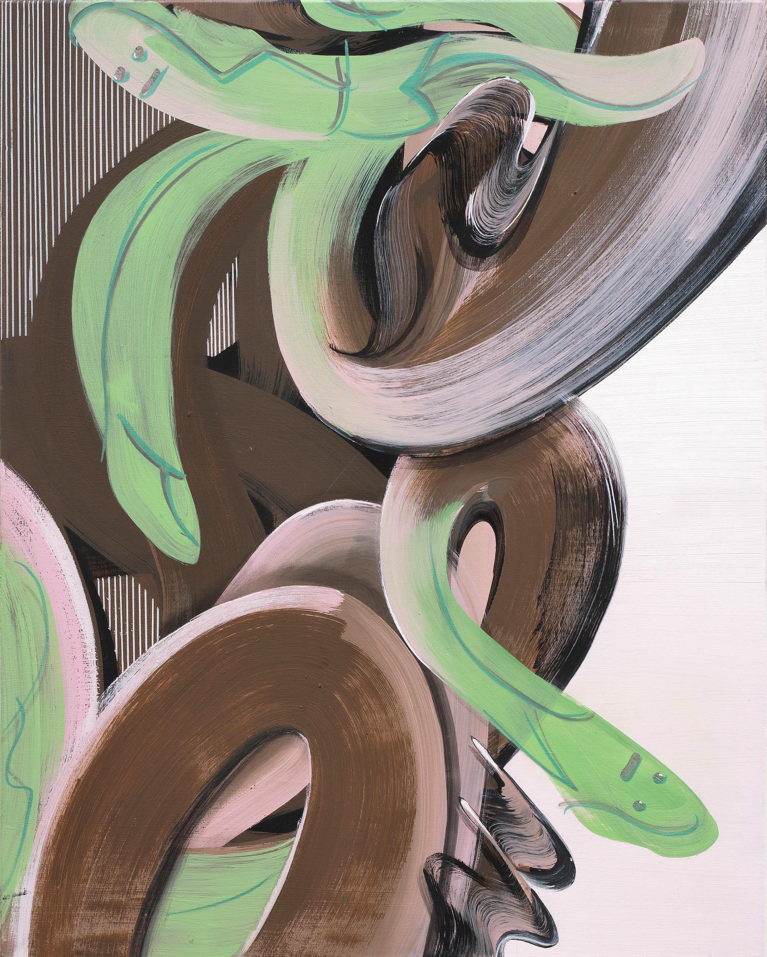 Janine van Oene / Gummy Worms